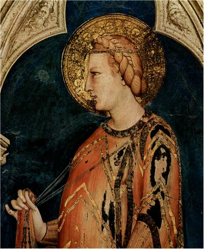 Picture Of Elizabeth Of Hungary