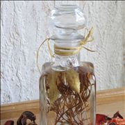 Picture Of Flowers In A Bottle Smell Nice