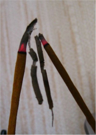 Picture Of Incense Sticks