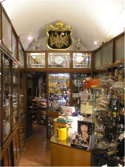 Picture Of J B Filz Sohn Perfume Shop In Vienna