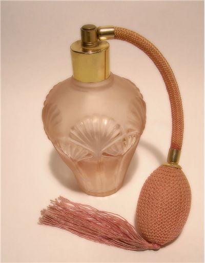 Picture Of Old Perfume Bottle
