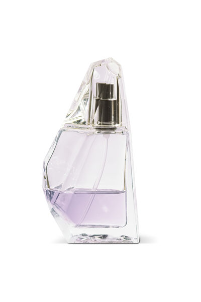 Picture Of Purple Perfume Bottle