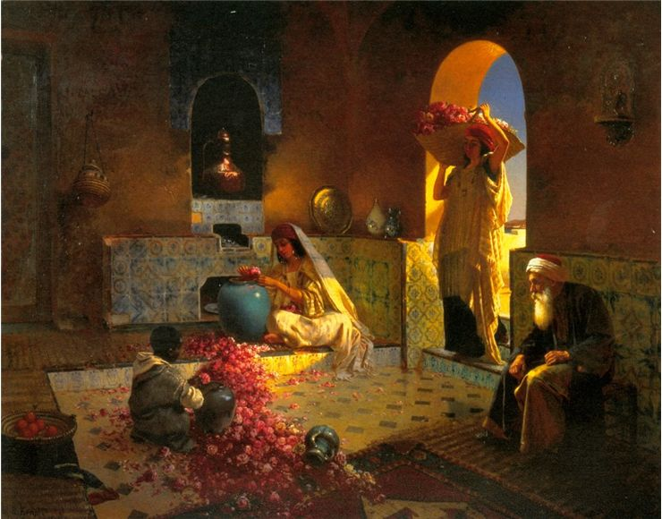 Picture Of The Perfume Maker
